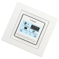 Терморегулятор terneo pro unic, белый, без датчика температуры пола