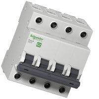 Автоматический выключатель Schneider Electric EZ9F14410_В 10 А