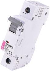 Модульный автоматический выключатель ETIMAT 6 1p D 4