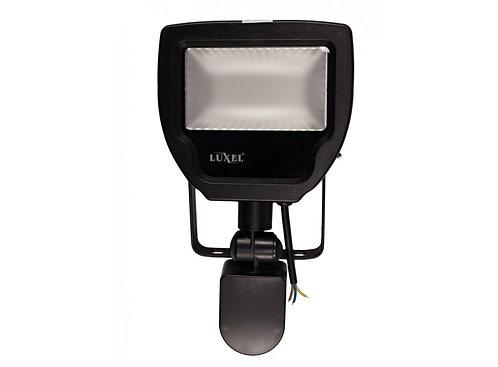 Светодиодный прожектор Luxel 286х165х60мм 220-240V 20W IP65 (LED-LPS-20-C 20W)