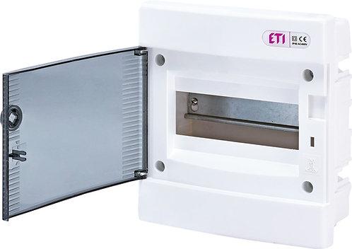 Пластиковый щит внутренней установки IP40, ECM8PT