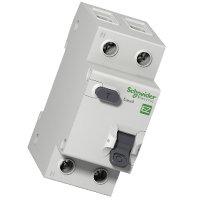 Дифференциальный автоматический выключатель Schneider Electric EZ9D34610_С_10А