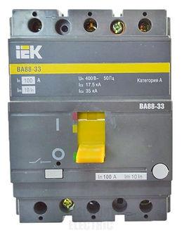 Автоматический выключатель IEK