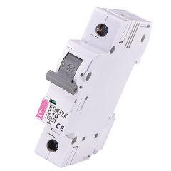 Модульный автоматический выключатель ETIMAT 6 1p C10