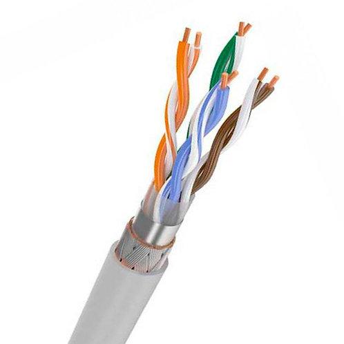 LAN Кабель FTP 5Е-ТДМ медь, 4х2х0,5 -отзывы, характеристика