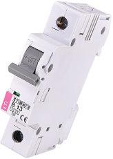 Модульный автоматический выключатель ETIMAT 6 1p B13