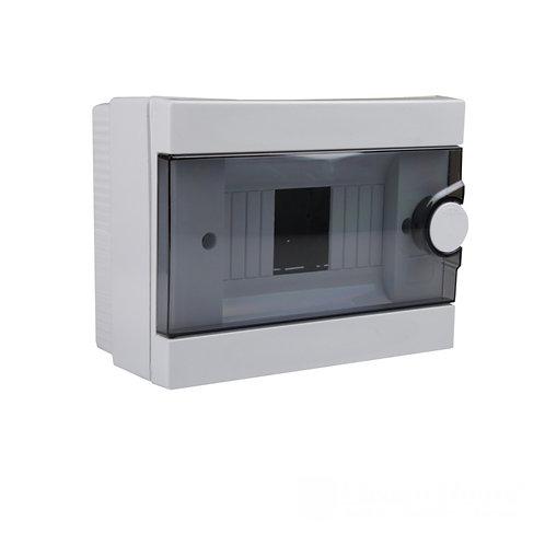 Бокс пластиковый модульный для наружной установки на 2-6 модулей