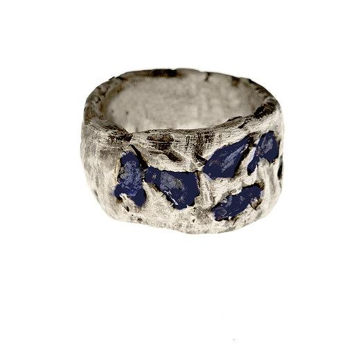 silver ring Art-u