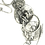 Con-fusione gioielli: orecchini RockEar