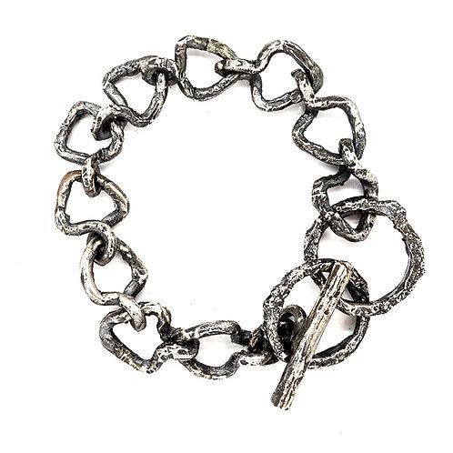 silver bracelet enJoin