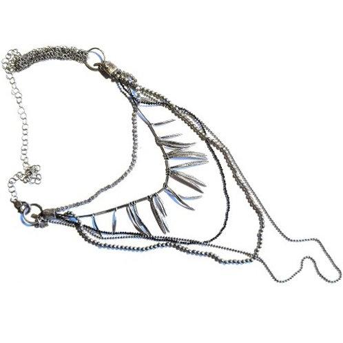 silver necklace Antaren 2.0