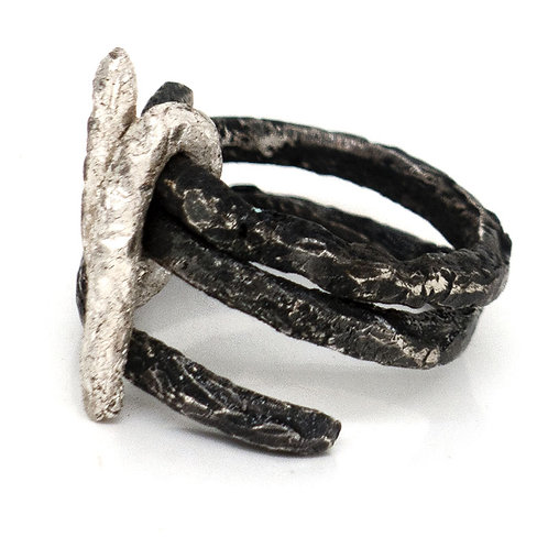 silver ring theHook