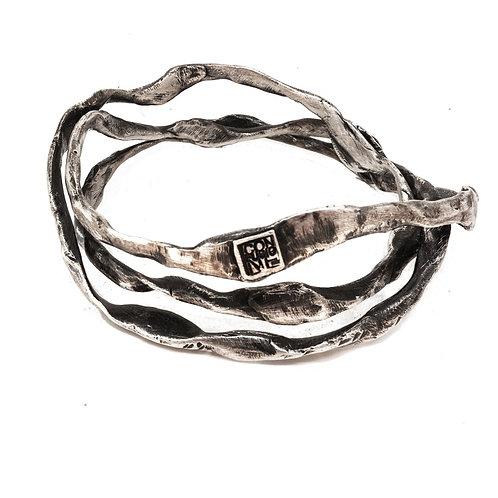 silver cuff leLaTToniere