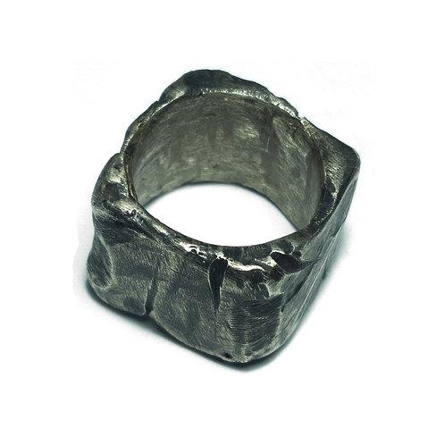 silver ring grandPezzo