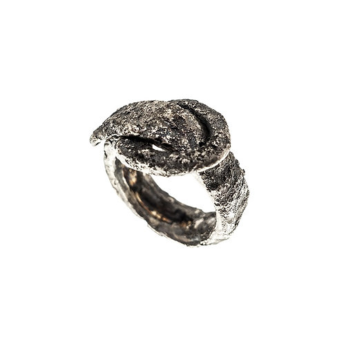 silver ring Bargel-lo