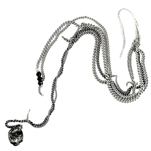 Con-fusione gioielli: orecchini AnneBonny