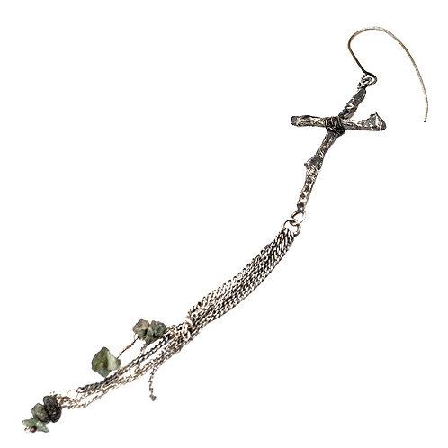 Con-fusione gioielli: orecchini DarX