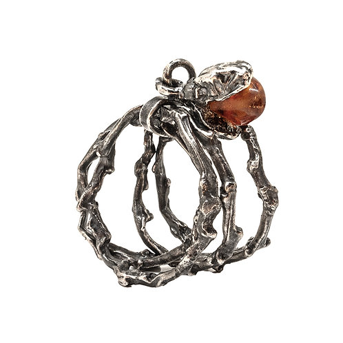 con-fusione gioielli: anello Kali