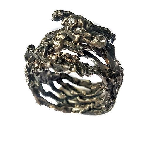 silver ring RichNest