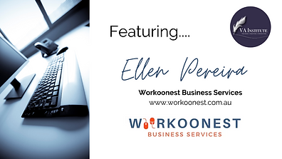 Ellen Pereira - Workoonest Business Serv