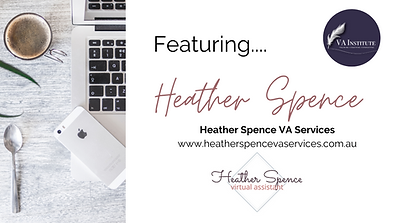 Heather Spence - Heather Spence VA Servi