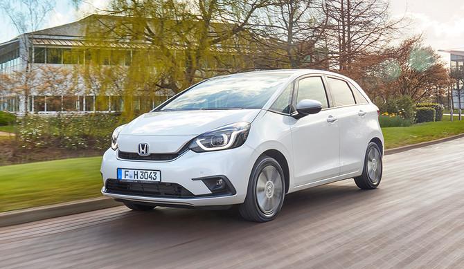 "Honda Jazz e:HEV é candidato a ""Best Buy Car of Europe"""