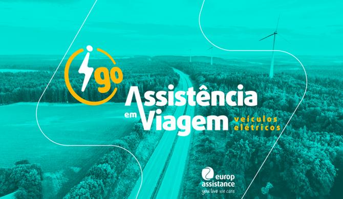 "Europ Assistance apresenta ""iGO"" para veículos elétricos"