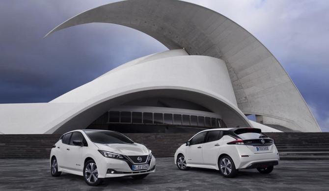 Nissan oferece aos seus clientes a melhor tarifa de carregamento do mercado