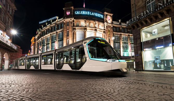 Peugeot e Alstom criam primeiro elétrico trans-fronteiriço