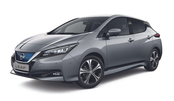 Nissan lança o LEAF 2021