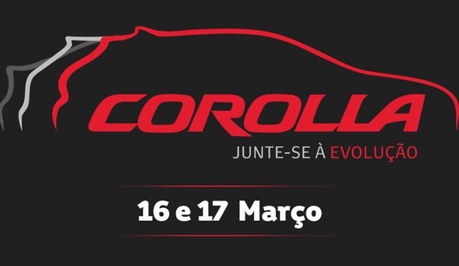 Novo Toyota Corolla: portas abertas a 16 e 17 março