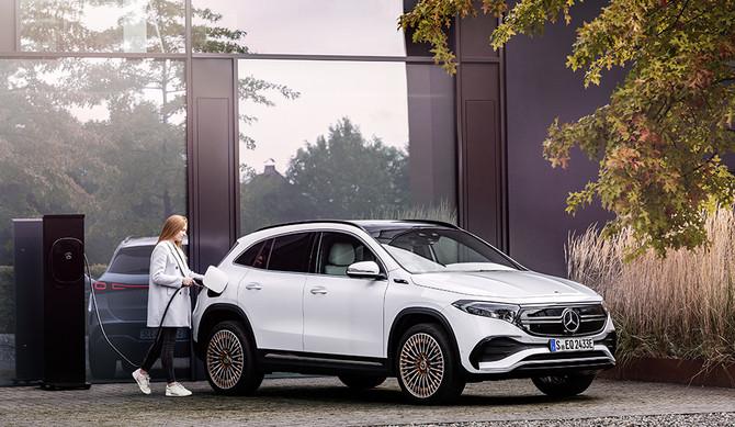 Mercedes EQA já tem preços