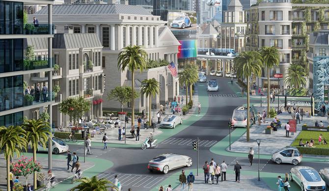 Daimler e Bosch desenvolvem condução totalmente autónoma, sem condutor
