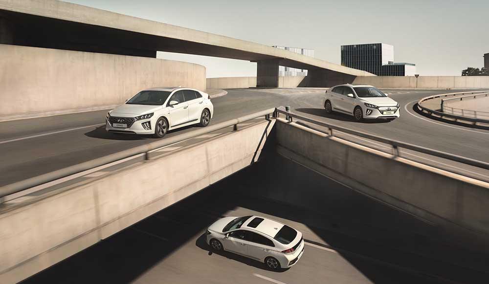 Novo IONIQ: Hyundai oferece 4.000€ de valorização adicional