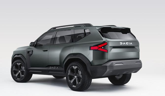 Dacia Bigster plug-in em 2025