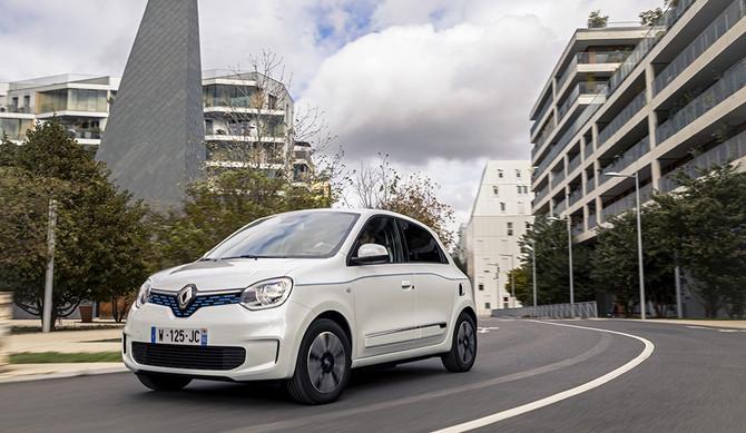 Renault Twingo Z.E. a partir de 22.200€