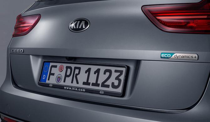"Kia: gama Ceed recebe sistema ""mild-hybrid"" 48 V"