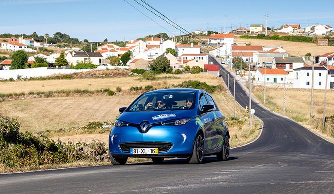 Oeiras Eco Rally é já este fim de semana