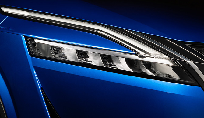 Nissan Qashqai eletrificado: estreia mundial a 18 fevereiro