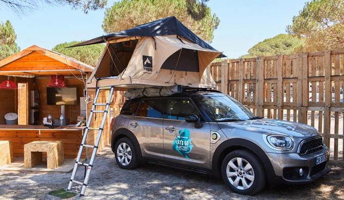 """Electric Car Camping"": EDP promove soluções de energia inteligente"