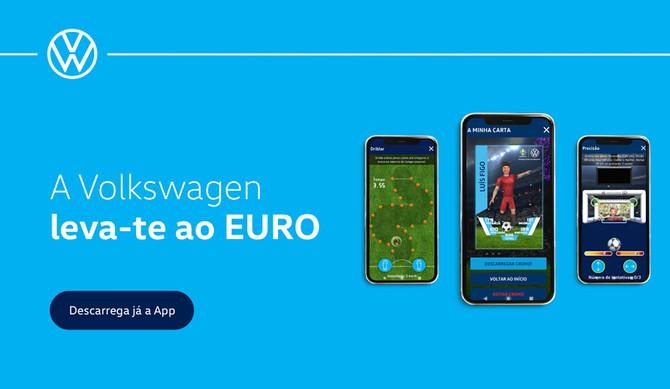 """""""VW Leva-te ao Euro"""" de regresso em formato digital"""