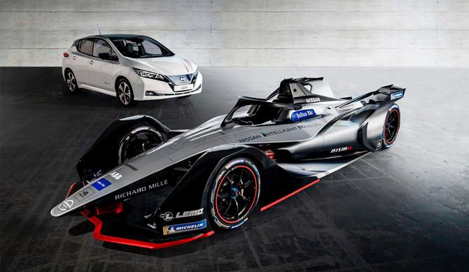 Nissan prepara a estreia na Fórmula E