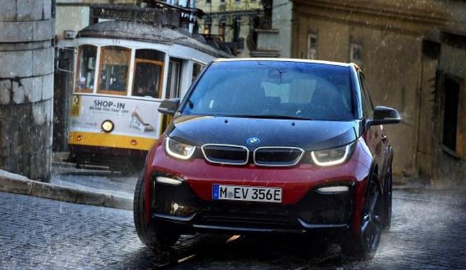Grupo BMW chegou aos 100.000 veículos elétricos em 2017