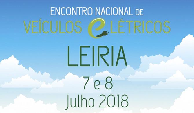Encontro Nacional de Veículos Elétricos em Leiria