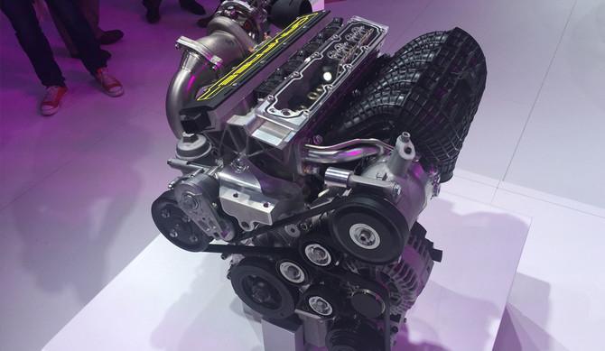 Koenigsegg cria motor a gasolina sem válvulas