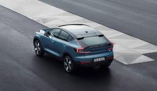 Volvo C40 Recharge já disponível em Portugal