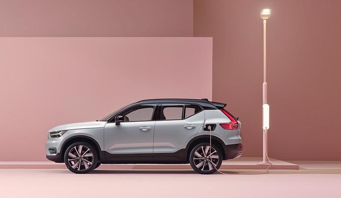 Volvo: 1.º modelo 100% elétrico já disponível em Portugal