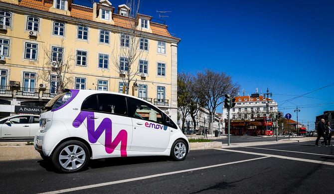 Lisboa: 'carsharing' com estacionamento reservado
