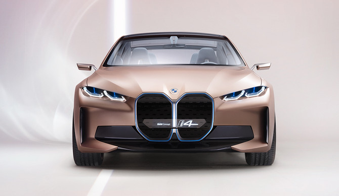 BMW vai começar a produzir o i4