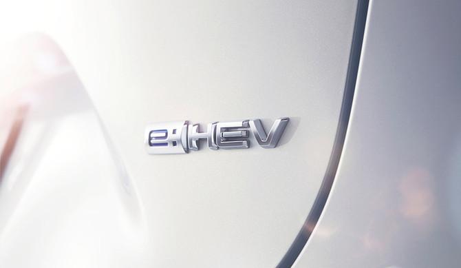 Novo Honda HR-V junta-se à gama eletrificada da Honda